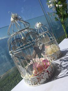 Duos de cage à coeur